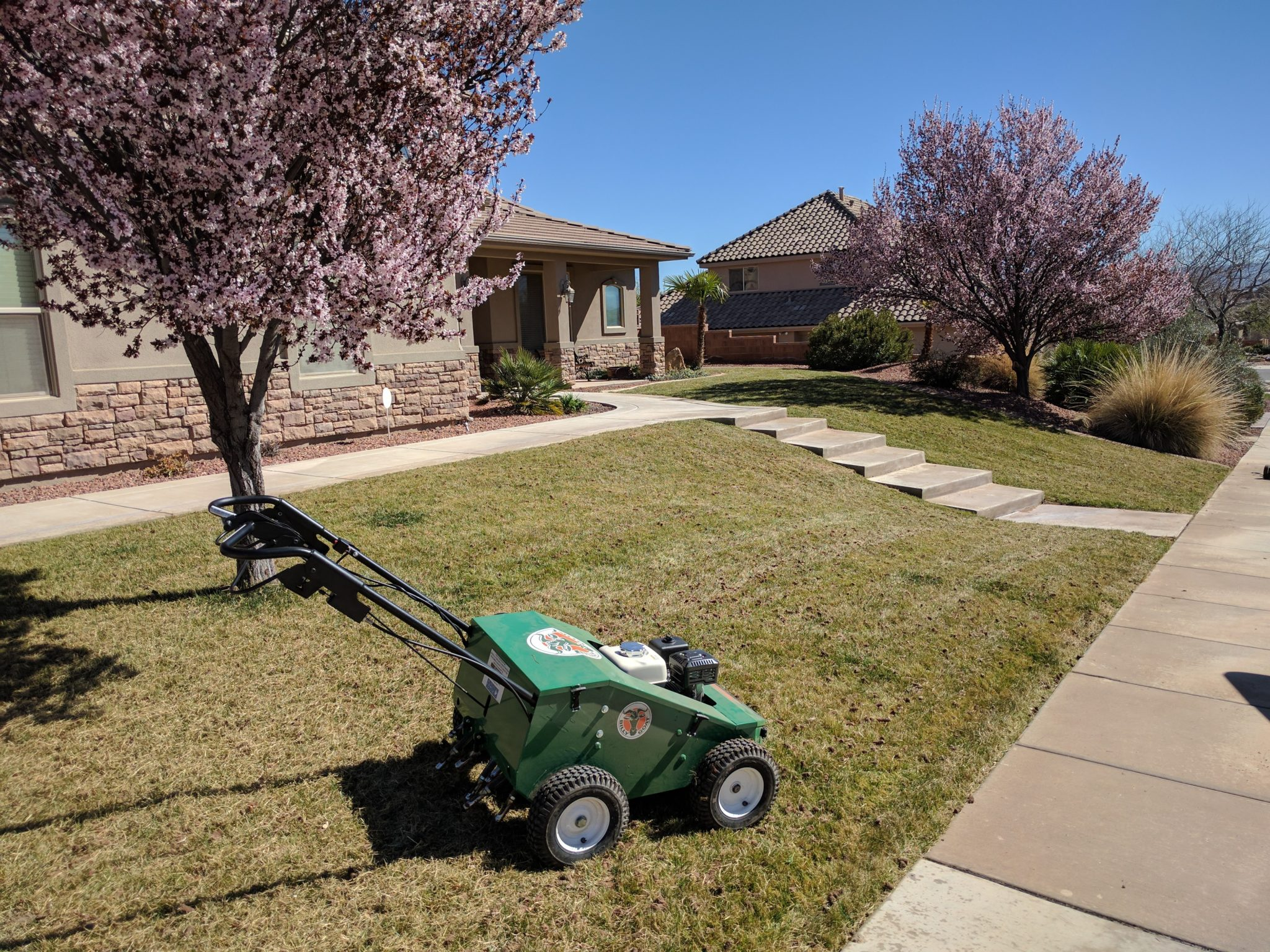 st george aeration services