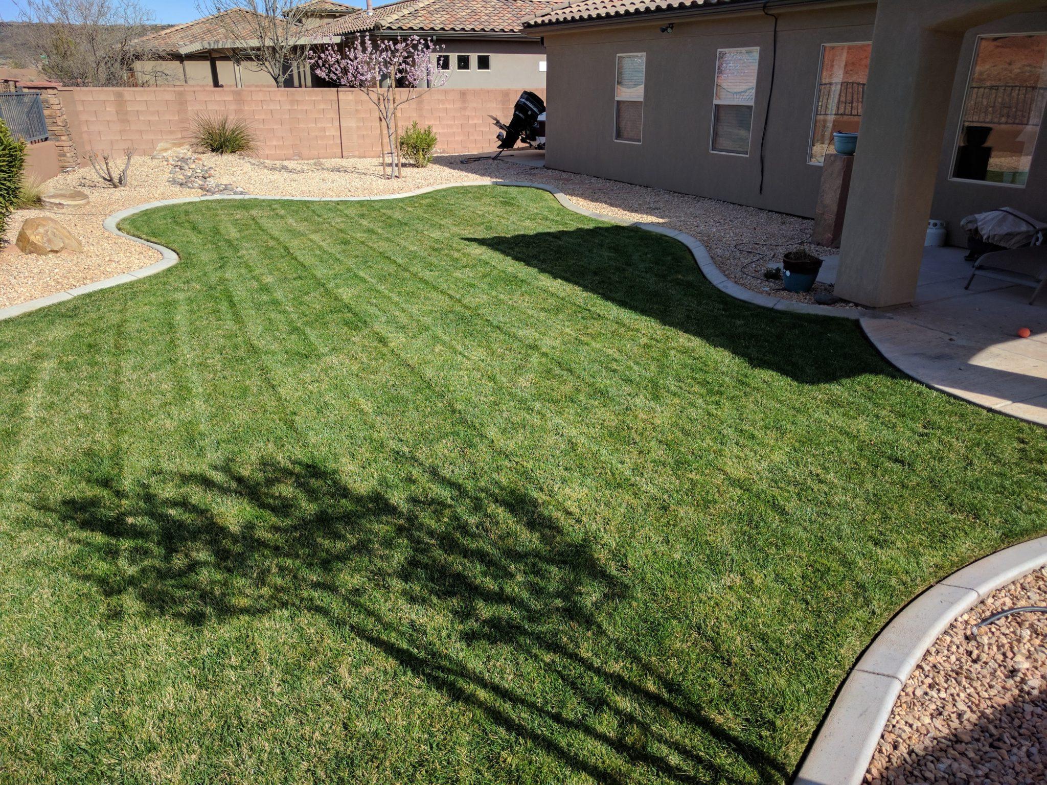 yard care services st george utah